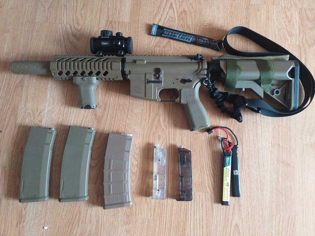 asg karabinek spec arma sa-e11 edge