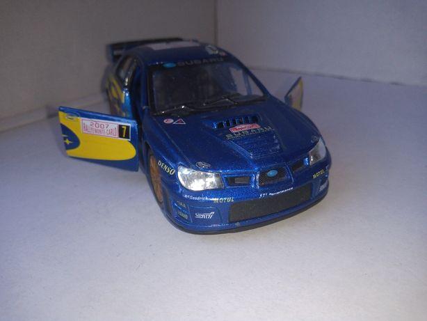 Subaru impreza WRC 2007 model