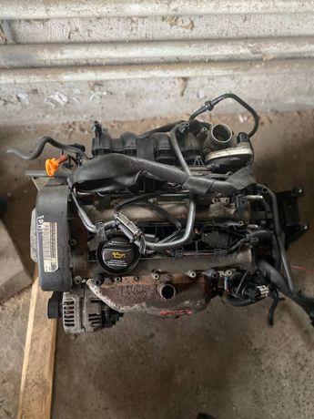 Мотор/ Двигатель/ Двигун Skoda Fabia (фабиа) 1.4