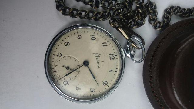 Часы карманные Molnia молния СССР