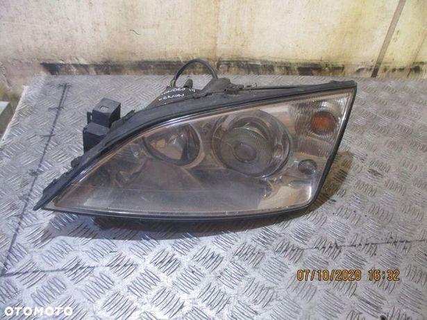 FORD MONDEO MK3 LAMPA LEWY PRZÓD XENON