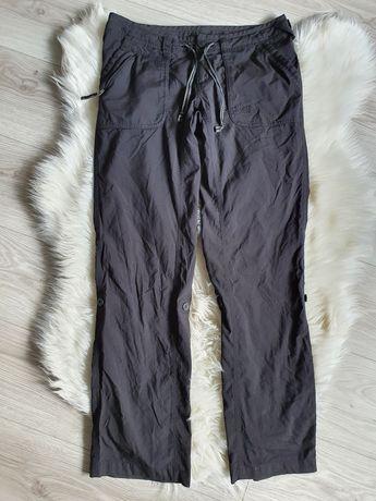 Spodnie taktyczne trekkingowe 2w1 krótkie czarne the north face tnf 36