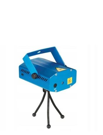 Projektor disco mini laser - lampa dyskotekowa