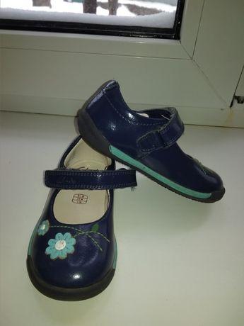 Туфельки Clark's для принцесы