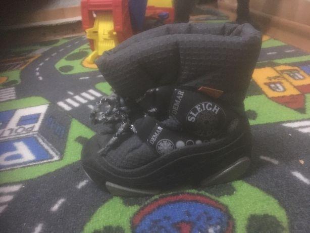Демар Demar зимние ботинки сапоги