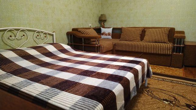 Уютная 1-комнатная квартира с приятной атмосферой