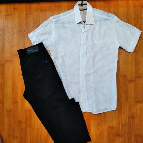 Продам комплектом рубашка і брюки.