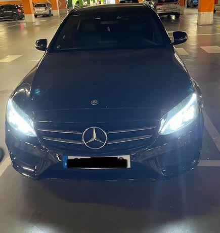 Mercedes c300 Híbrido
