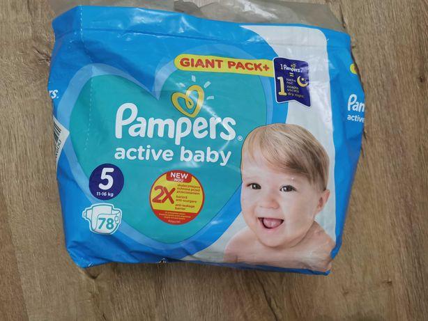 Підгузки Pampers Active Baby розмір 5 (11-16 кг), 37 шт