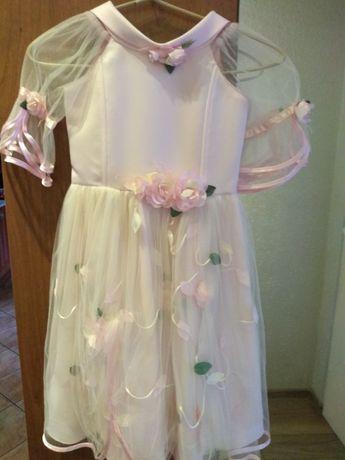 Suknia wizytowa dla dziewczynki