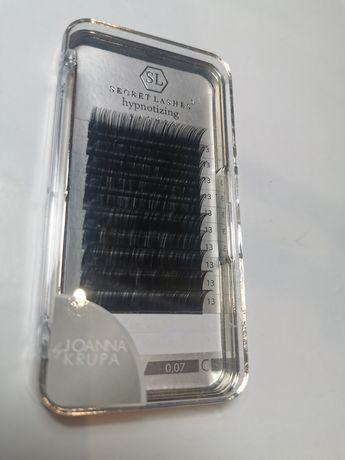 Rzęsy secret lashes by Joanna Krupa C.0.07 13mm