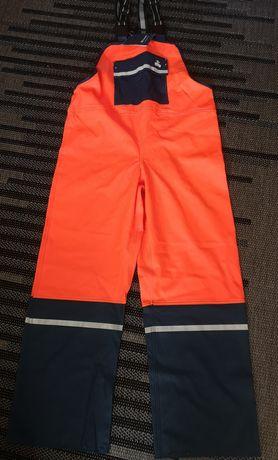 Profesjonalne spodnie przeciwdeszczowe ScanRain HD 003