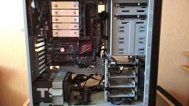 I5 6600k 4.5GHz, MSI GTX 1060 6 GB Gaming X, 16GB DDR4, Prawie nieużyw