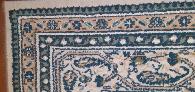 dywan wełniany z niemiec używany