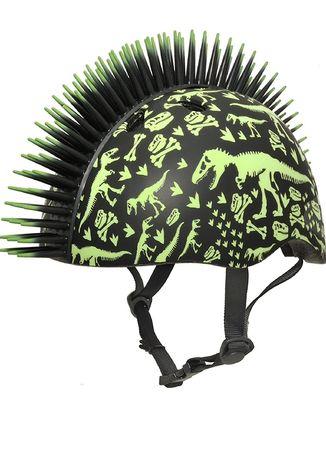 Новый детский шлем с дизайном динозавра
