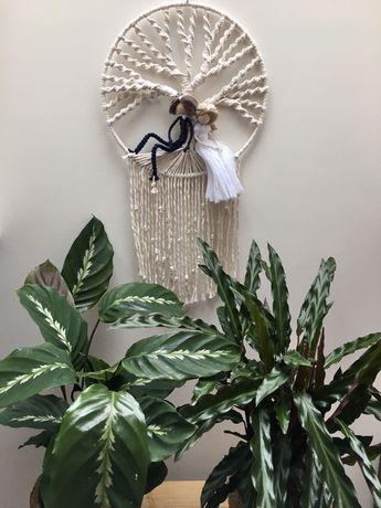 Makrama 'Drzewo życia' prezent ślubny