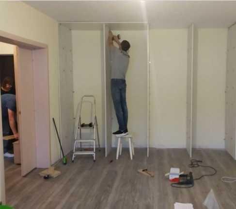 Сборка мебели, разборка мебели, ремонт мебели