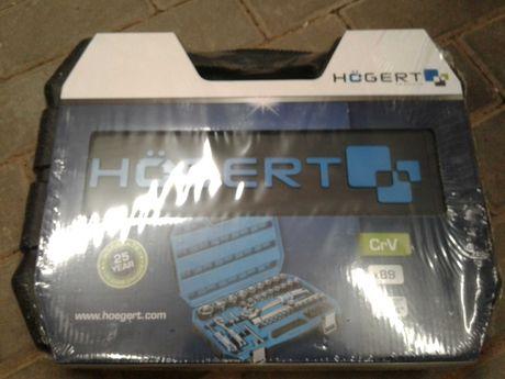 Klucze nasadowe Hogert HT1R424