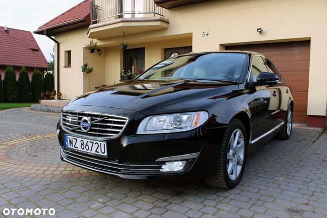 Volvo S80 D4 181KM, gwarancja VOLVO, Polski, ASO, Idealny Stan, Aktywny Tempomat