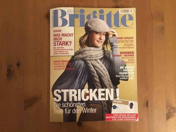 Brigitte /DE/ - magazyn 23/2008