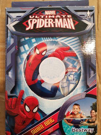 Koło dla dziecka Spiderman Bestway