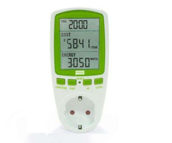 Monitor de Energia de Tomada Efergy E-Soket2.0 (Novo)