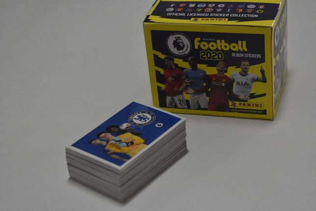 Vendo lote de 104 repetidos Football 2020 - Premier League 2019-20
