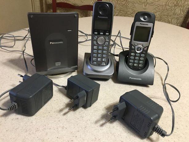 Радиотелефон Panasonic комплект