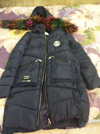 Куртка на девочку подросток