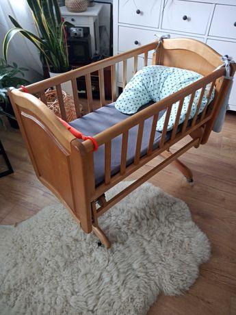 Kołyska drewniana łóżeczko