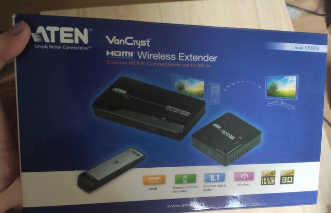 Bezprzewodowe HDMI Wireless Extender ATEN VE809