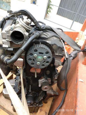 motor grupo vw 1400 TDI mod BNV