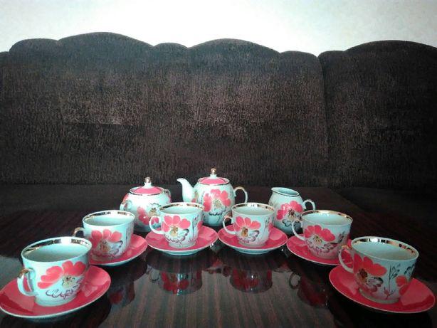 Чайный сервиз, СССР. Антиквариат