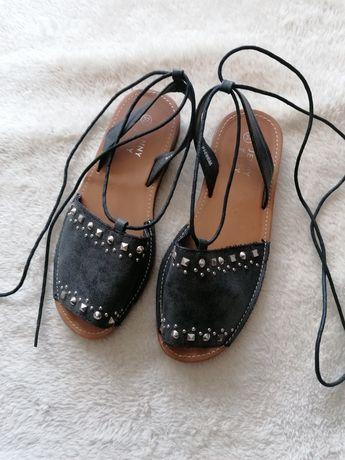 wiązane sandały Jenny Fairy rozmiar 37
