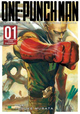 ONE PUNCH MAN tom 1 manga