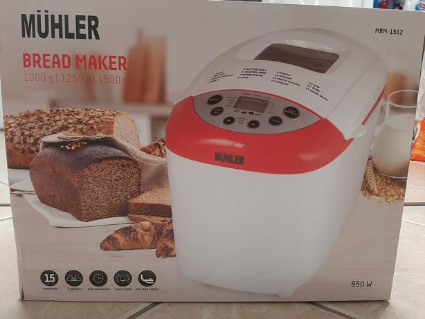Muhler mbm 1502 do pieczenia chleba itp