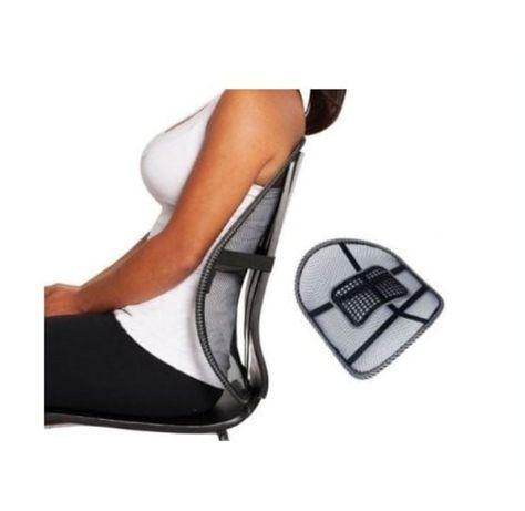 Ergonomiczna podpórka pod plecy na fotel / krzesło