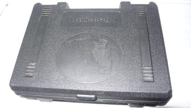 Wkrętak akumulatorowy Kawasaki K-AK 3,6Li z walizką oraz akcesoriami