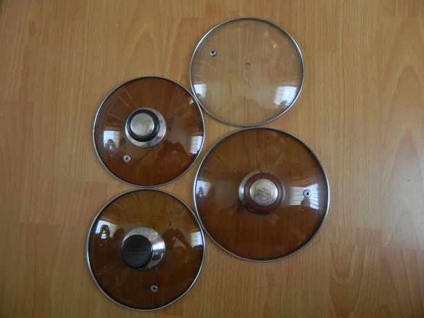 Посуда (стеклянные крышки)