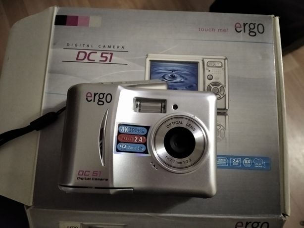 Фотоаппарат ergo DC51