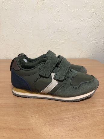 Кросівки Next 28 розмір, нові, дитяче взуття для хлопчиків