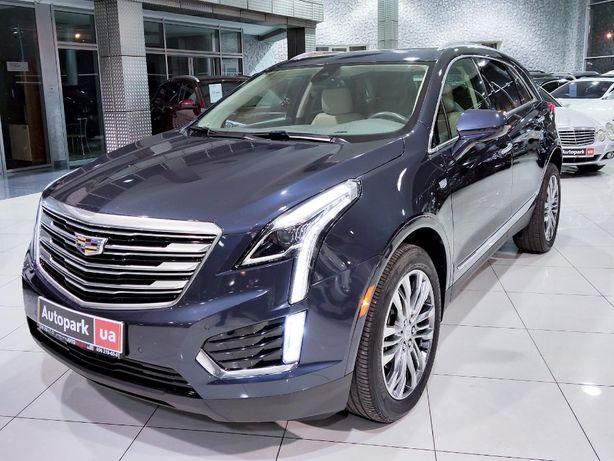 Продам Cadillac XT5 2018г.