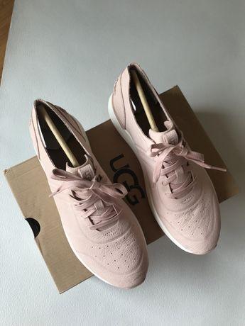 Шкіряні кросівки, кеди, снікерси UGG р-р 38-39, US 8