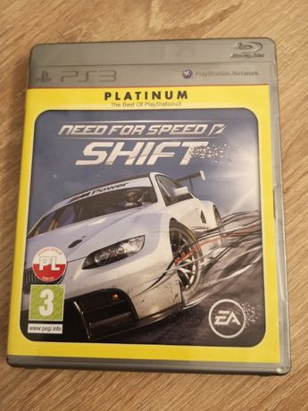 gra na playstation 3 need for speed shift