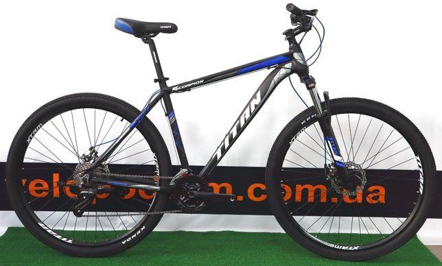 Велосипед Titan Scorpion 29 на Кассете | Velopodium.com.ua