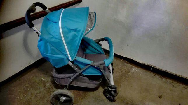 Wózek spacerowy ESPIRO PREGO premium lin2