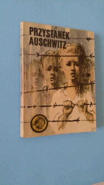 Żółty tygrys - Przystanek Auschwitz