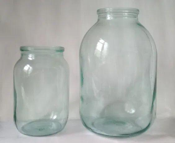 Банки 3 литра и 1 литр Житомир - изображение 1