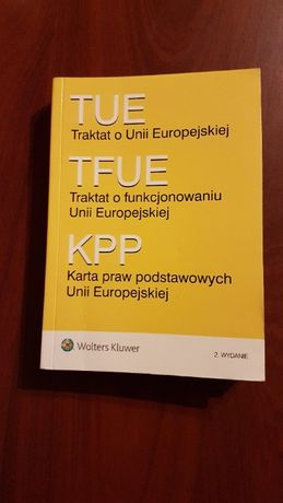 TUE, TFUE, KPP - Wolters Kluwer
