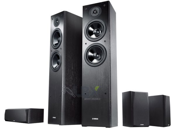 Zestaw kolumn 5.0 Yamaha NS-F51 kino domowe, głośniki